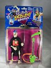Bill and Ted's Excellent Adventure carded figure Grim Reaper 1991 Kenner