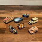 Disney Pixar Cars Lot Of 7 Die Cast Metal Finding Nemo Toy Story Good Condition