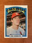 Top 10 Ted Simmons Baseball Cards 16