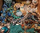 HUGE 17+lbs POUNDS HUGE VINTAGE NOW ESTATE JEWELRY LOT OF RHINESTONE GEMS MIX