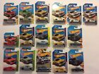 Hot Wheels Chevy Silverado Lot Of 16