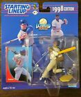 1998 Extended SAMMY SOSA Starting Line-up CUBS New Sealed Free Shipping