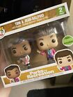 Funko Pop Parks and Recreation Tom and Jean-Ralphio 2018 Convention Exclusive