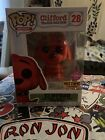 Funko Pop Clifford the Big Red Dog Figures 15