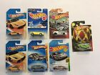 Hot Wheels Lamborghini Lot Of 7