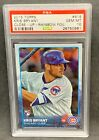 Kris Bryant Rookie Card Gallery and Checklist 41