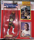 Starting lineup Magic Johnson 1990.  Plastic portion Slightly crunched.