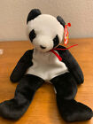 Ships Fast TY Beanie Babies Fortune the Panda