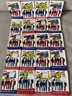 New Kids On The Block Topps Trading Cards with Sticker20 Sealed Packs 1989