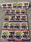 New Kids On The Block Topps Trading Cards with Sticker21 Sealed Packs 1989