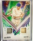 Ever Wanted to See a Babe Ruth Bat Plate Card? 8