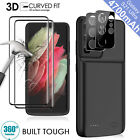 High Capacity Battery Case Power Bank for Samsung Galaxy S21 Plus S20 Ultra 5G