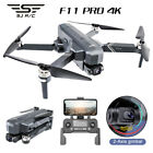 SJRC F11 Pro 4K GPS Drone Wifi FPV HD Camera 2 Axis Gimbal Brushless Quadcopter