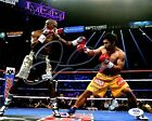 🔥Floyd Mayweather Autographed Signed 8X10 Photo PSA Signed In Silver Pacquiao a