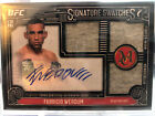 2016 Topps UFC Museum Collection Trading Cards 17