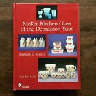 McKee Kitchen Glass of the Depression Years Identification Value  Price Guide