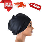Extra Large Swimming Cap For Women And Men Design Swim Cap For Thick Curly Hair