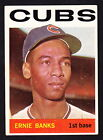 Ernie Banks Cards, Rookie Card and Autographed Memorabilia Guide 9