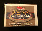 2011 Topps Lineage Complete Set (200) NM-MT FREE SHIPPING FRED FREEMAN ROOKIE RC