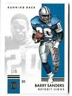 Top Barry Sanders Cards of All-Time 34