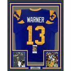 Kurt Warner Cards, Rookie Cards and Autographed Memorabilia Guide 70