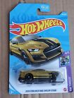Hot Wheels 2021 Super Treasure Hunt Ford Mustang Shelby GT500 Gold
