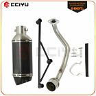 Exhaust Header Link Pipe For Honda Ruckus Zoomer GY6 125cc 150cc 2002 2015