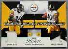 Top 5 Jerome Bettis Football Cards to Celebrate His Hall of Fame Induction 25