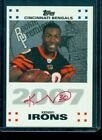 2010 Topps Football Rookie Premiere Autograph Guide 21
