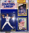 1990 Edition Starting Lineup California Angel Pitcher Jim Abbott New In Package