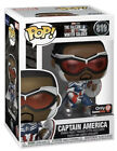 Funko Pop Falcon and the Winter Soldier Figures 25