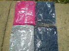 4 POUNDS 6 0 4 MM rocaille Glass Seeds Beads Mix BERRY 2 GUNMETAL SILVER +free