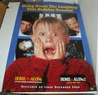 ROLLED HOME ALONE & HOME ALONE 2 VIDEO PROMO MOVIE POSTER MACAULAY CULKIN