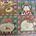 Janlynn Holiday Wishes Counted Cross Stitch Christmas Banner Kit 079 0036