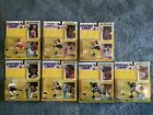 7 PIECE LOT STARTING LINEUP HOCKEY 1993 1ST YR EDITION NEW BOURQUE LINDROS HULL+