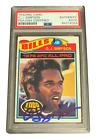 O.J. Simpson Cards, Rookie Card and Autographed Memorabilia Guide 42