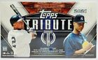 2021 Topps Tribute Baseball Hobby Box 3 Autos and 3 Relics Free Shipping!
