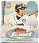 2020 Topps Finest Baseball Sealed Hobby Box 2 Autos with Free Shipping!