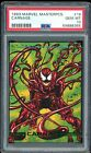 1993 SkyBox Marvel Masterpieces Trading Cards 83