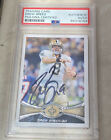 Drew Brees Rookie Cards Checklist and Autographed Memorabilia Guide 74