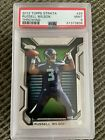 2012 Topps Strata Russell Wilson #29 Throwing Rookie Card PSA 9 MINT