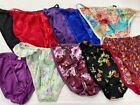10 pc LOT vintage Panties satin string bikini panty Large Curtters SOLD AS IS