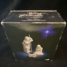 Avon Nativity Collectibles Holy Family Figurine Set With Original Box