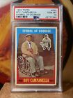 1959 Topps #550 PSA 10 Roy Campanella Symbol of Courage Incredible Gem Mint Card