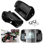 Lower Vented Leg Fairings Glove Box For Harley Touring Electra Glide 2014 2020