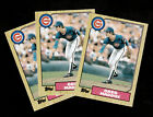 Greg Maddux Cards, Rookie Cards and Memorabilia Guide 12