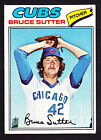 Bruce Sutter Cards, Rookie Card and Autographed Memorabilia Guide 15