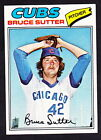 Bruce Sutter Cards, Rookie Card and Autographed Memorabilia Guide 7