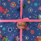 Trolls 25 40 strips Jelly Roll 10 42 Layer Cake Bundle Bright Quilt Cotton