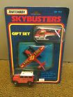 Matchbox SKYBUSTERS Gift Set SB 150 Fire Plane Helicopter Rescue New Sealed